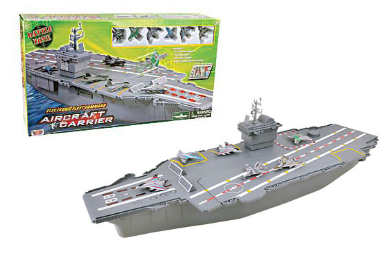Large Elite Operations Military Aircraft Carrier 10 Solrs