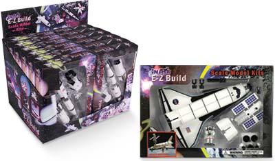 InAir E-Z Builds Space Shuttle Model